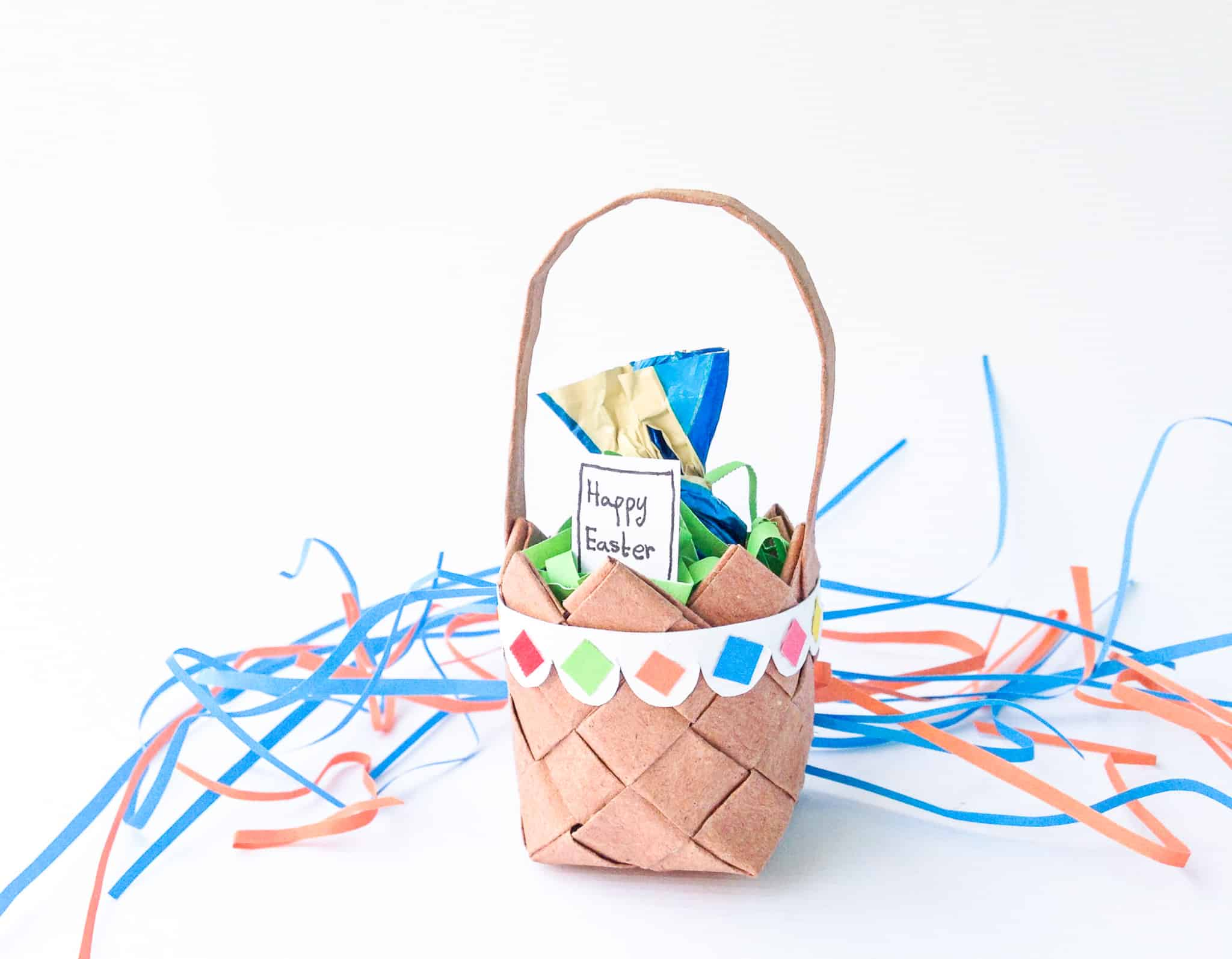 kids Easter craft idea