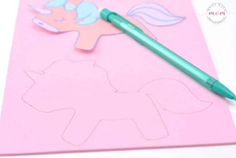 unicorn tracing