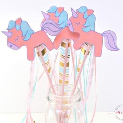 unicorn wands