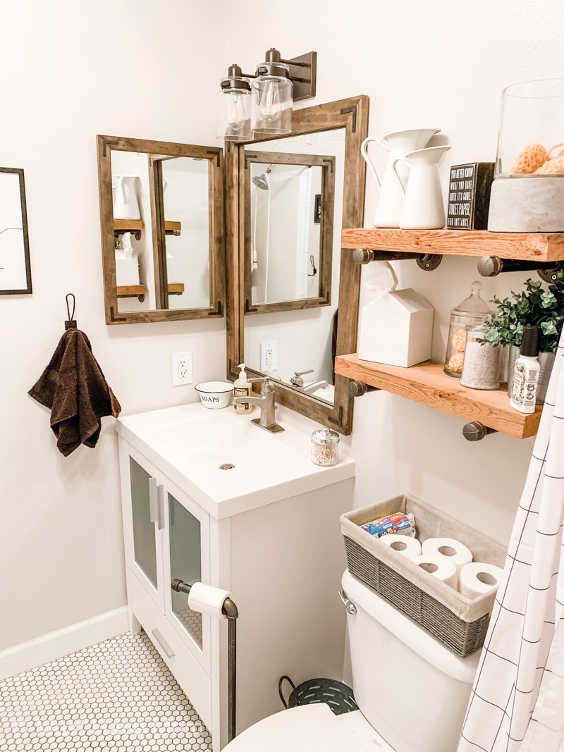 Diy small bathroom remodel must have mom - Small bathroom remodel with tub ...