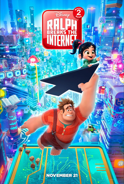 Ralph Breaks the Internet Movie