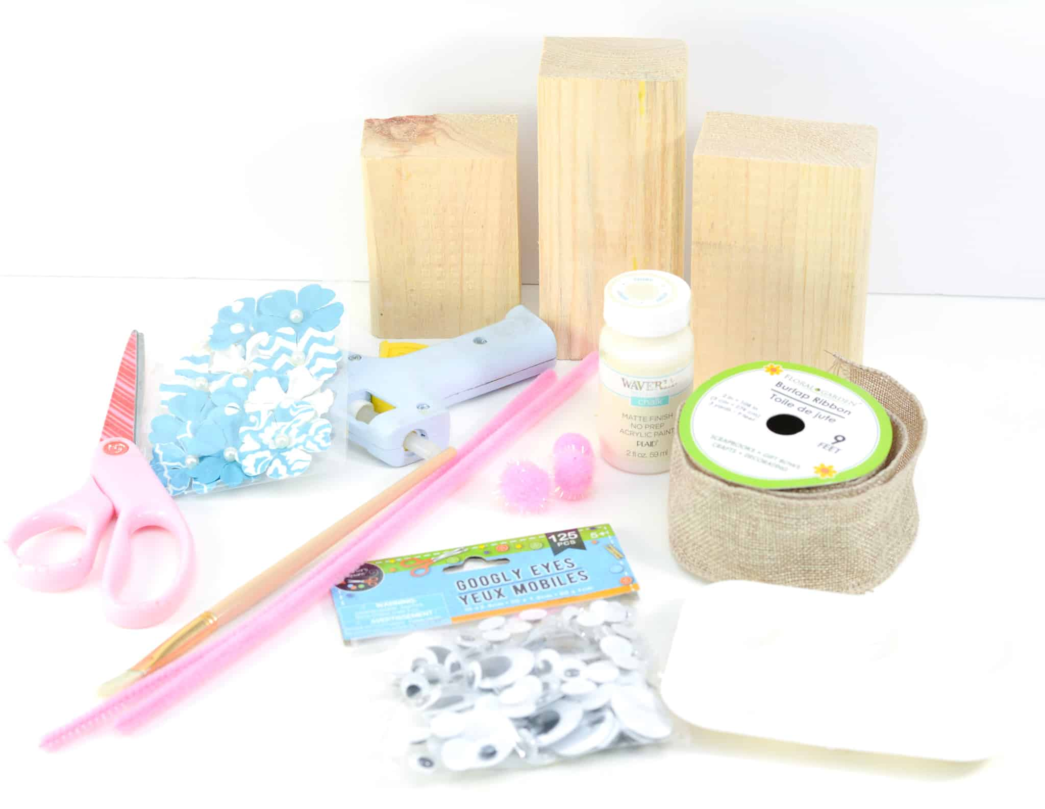 easy easter craft supply list