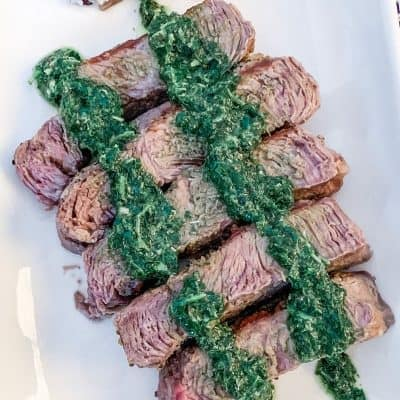 Flank Steak + Chimichurri Recipe | Clean Eating – Whole 30 – AIP – Paleo