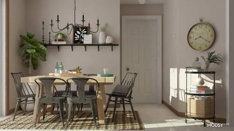 Modsy Dining Room Design