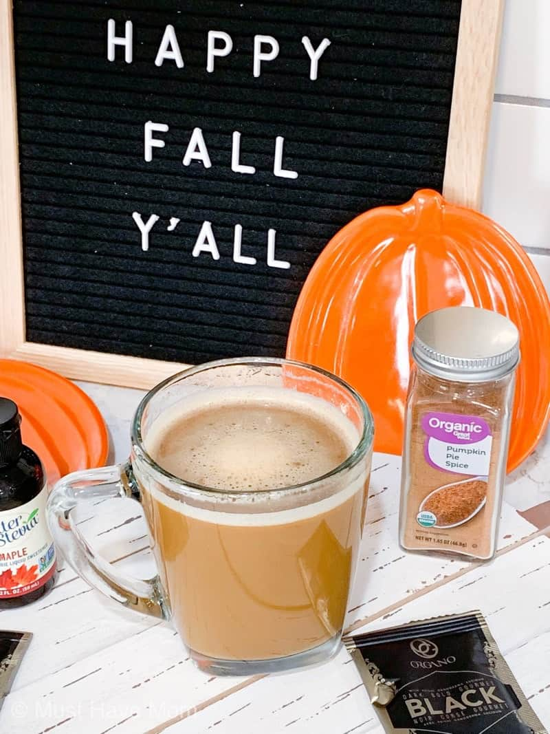 Healthy Pumpkin Spice Latte Recipe Must Have Mom
