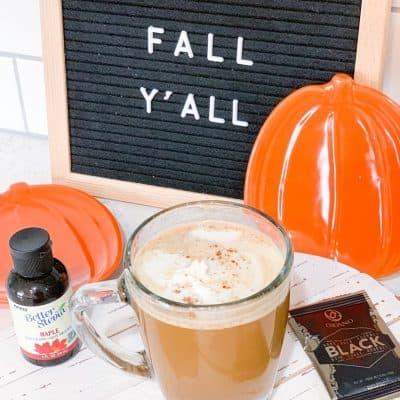 easy fall coffee recipe