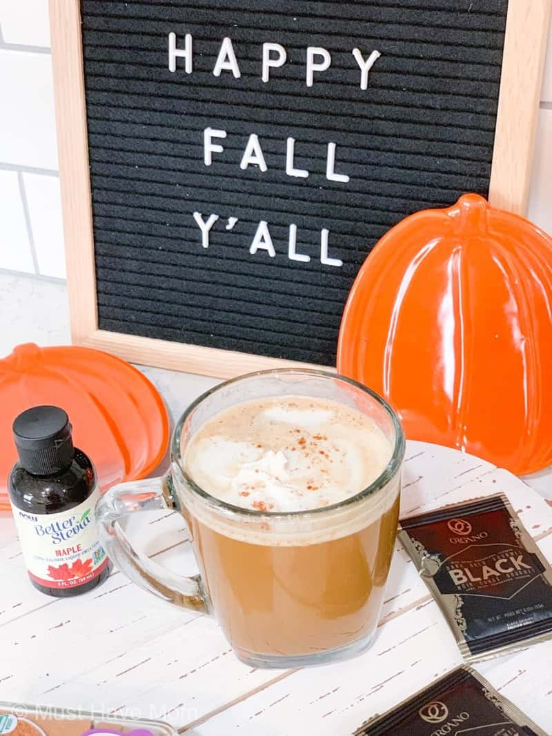 easy fall coffee recipe