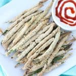 Healthy Green Bean Fries Recipe