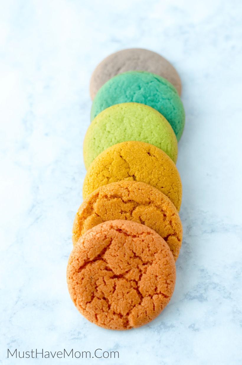 jello sugar cookies