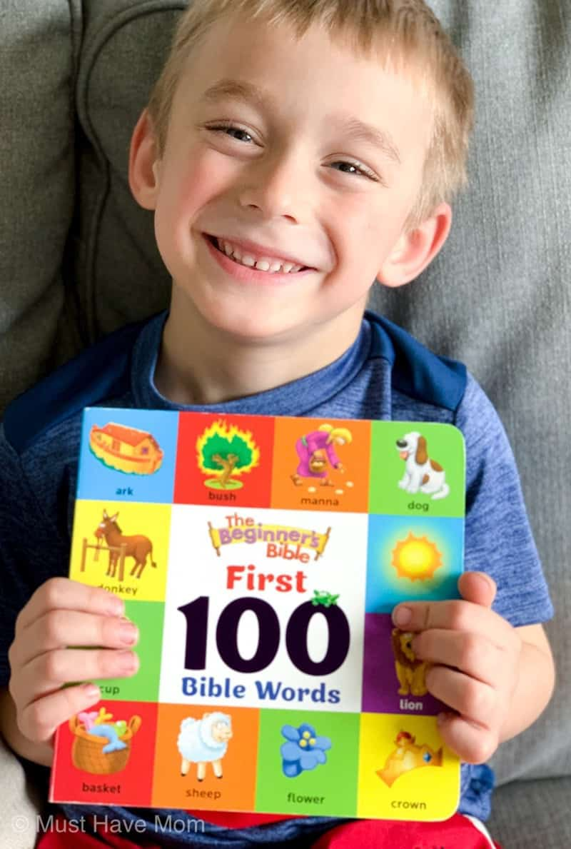 kids bible gift