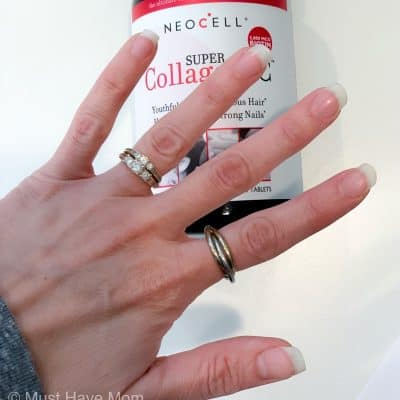 NeoCell Super Collagen +C Review | Secret Hack To Grow Your Nails!