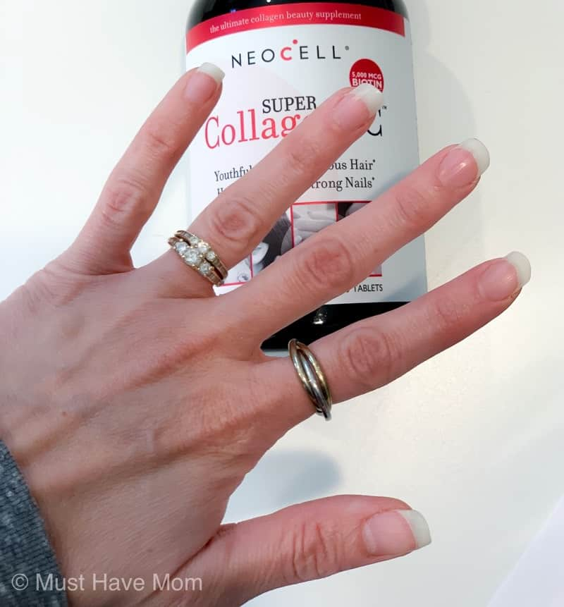 results after taking this collagen supplement