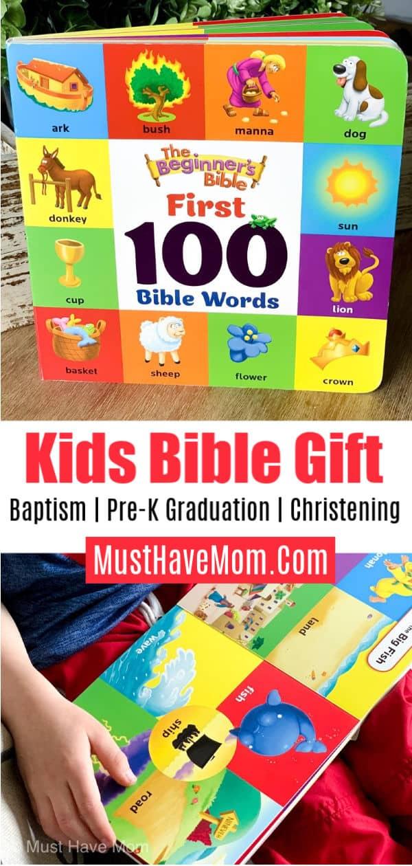 christian gift for kids