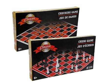 dollar tree crafts with chess game