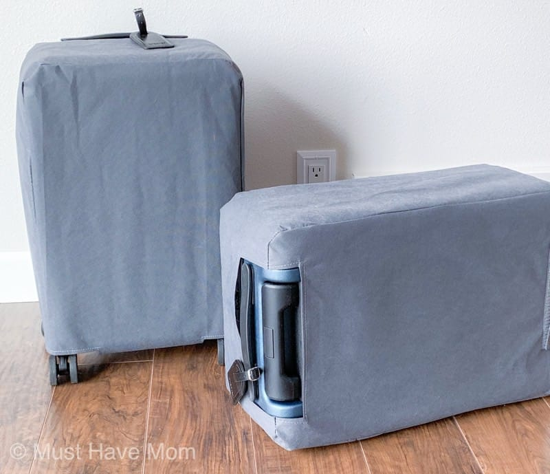 spinner wheel carry on luggage