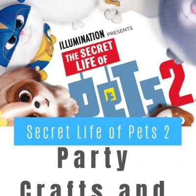 The Secret Life of Pets 2 Party Crafts & Food Ideas!
