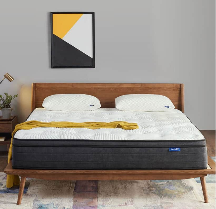 mattress in a box review