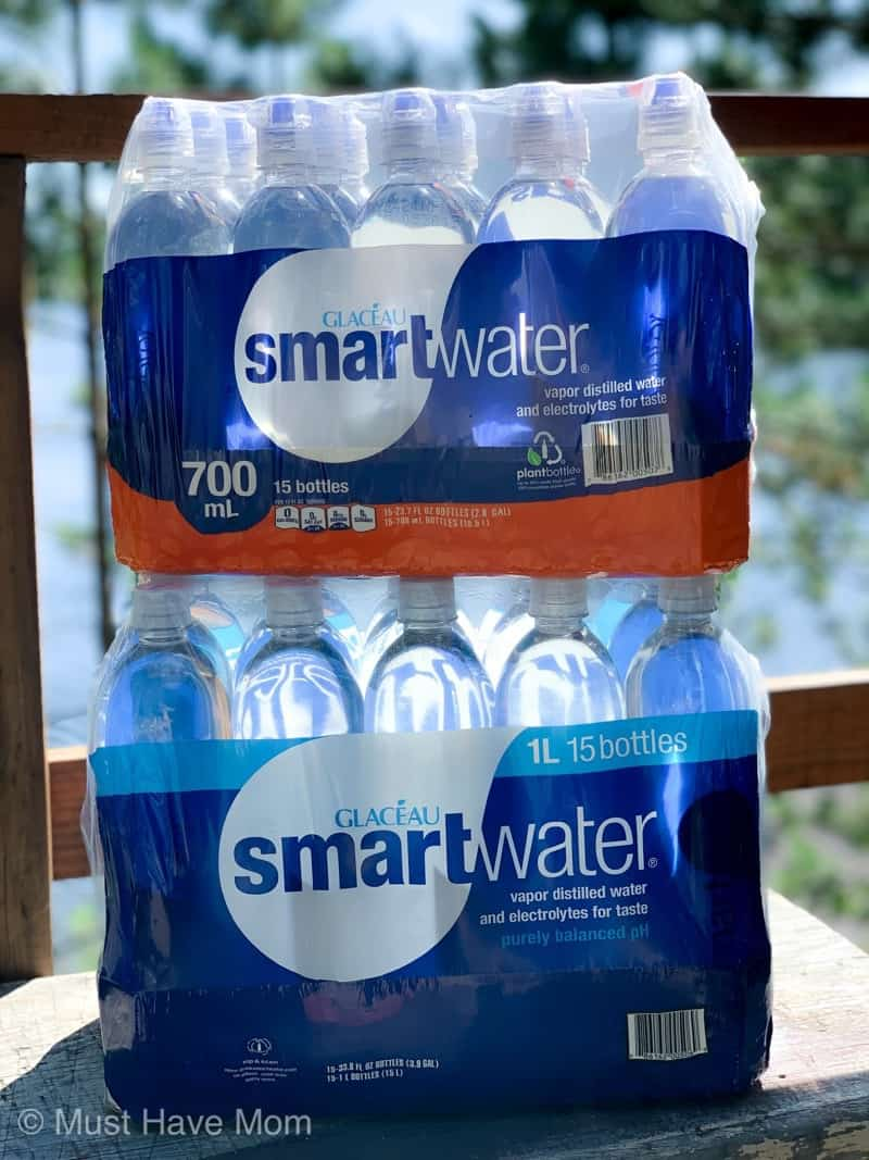 smartwater cases at sams club