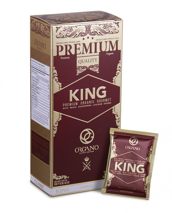 Organo King Coffee