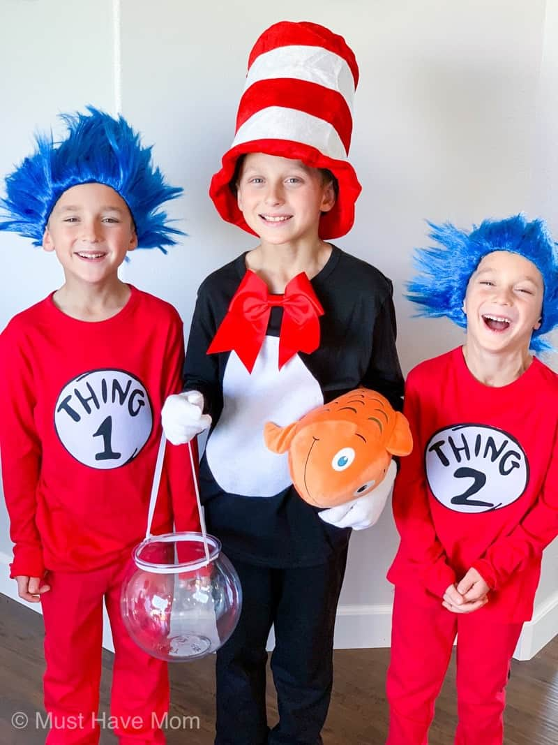 Dr Seuss Costumes Diy Must Have Mom