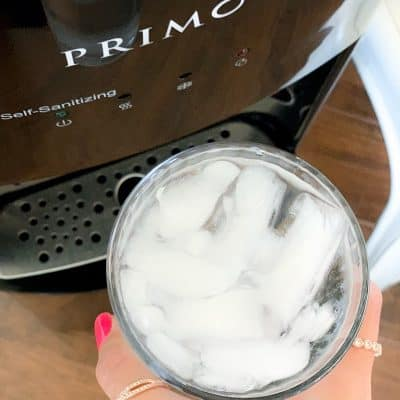 Primo Water Dispenser For Hot or Cold Water Anytime!