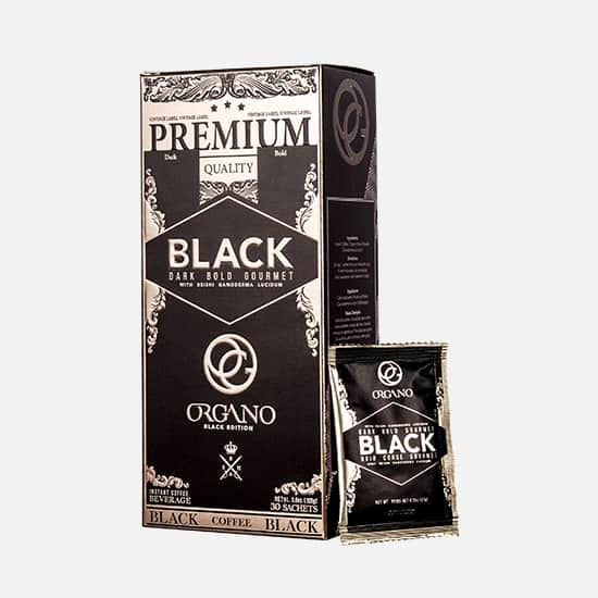 Organo Black Coffee