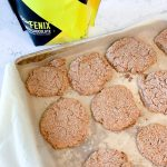 Chocolate Almond Protein Cookies Recipe