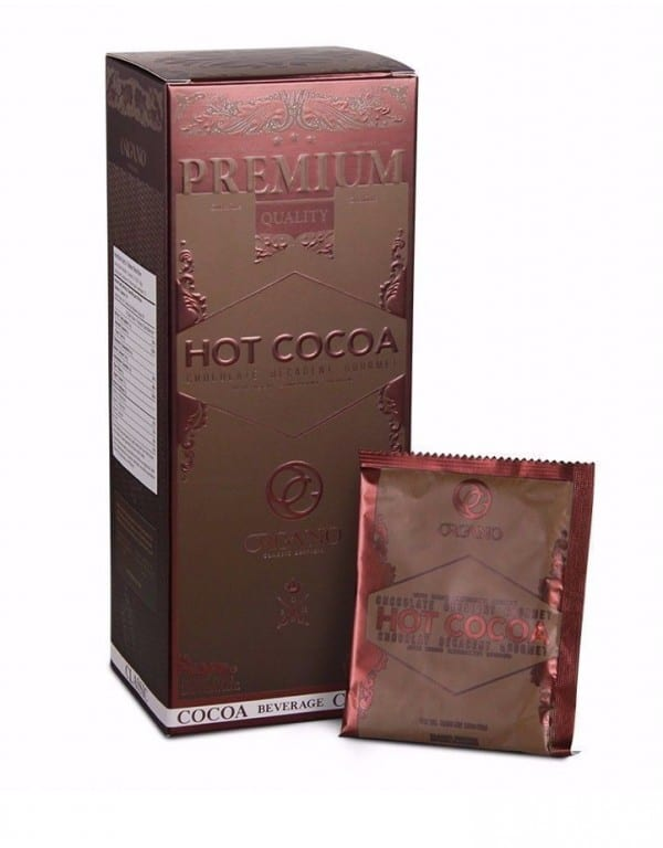 Organo Hot Cocoa