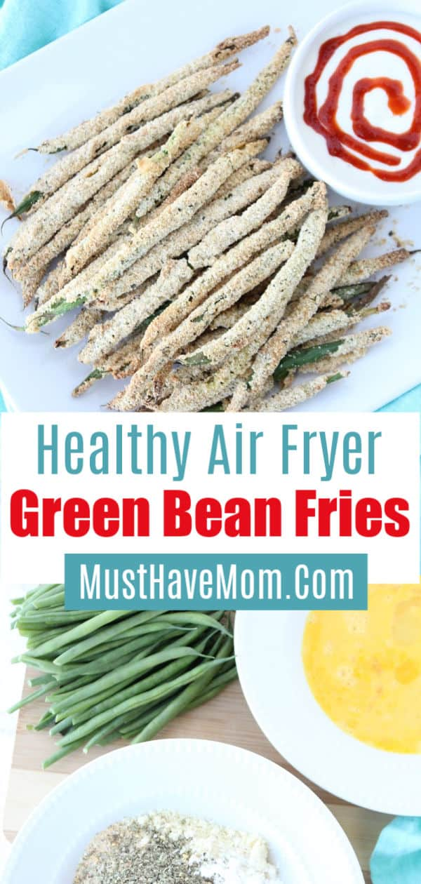 air fryer green bean fries