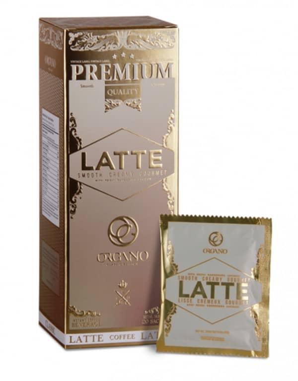 Organo Ganoderma Latte