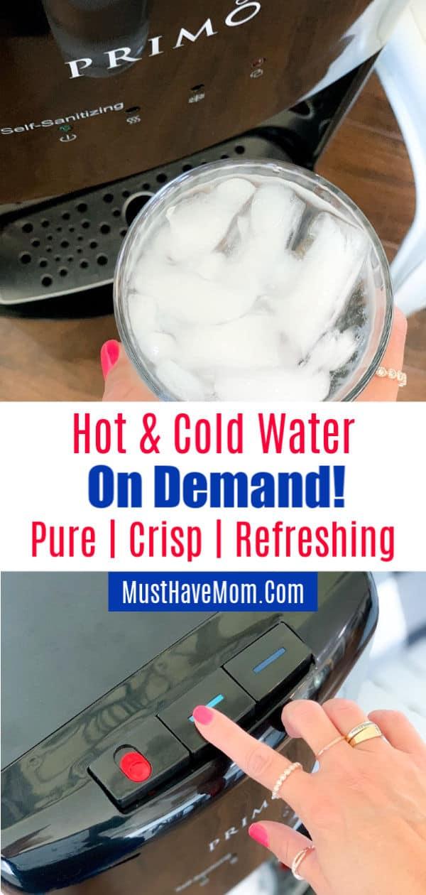 Primo water refill