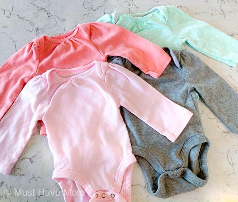 baby onesies blanks