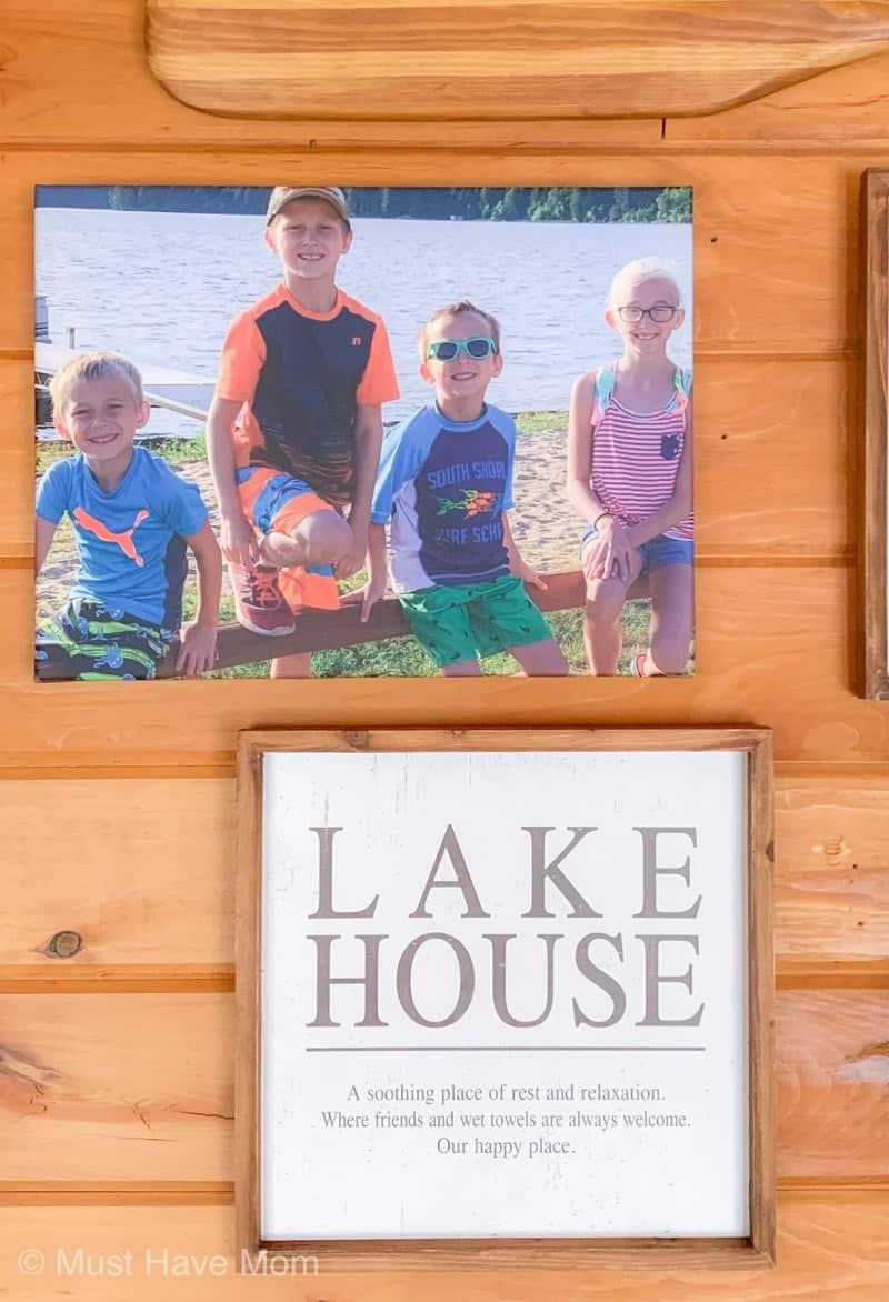 lake house decor ideas