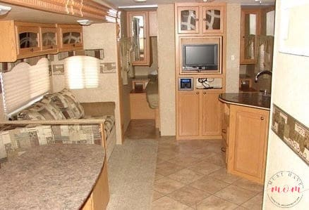 rv makeover before photo