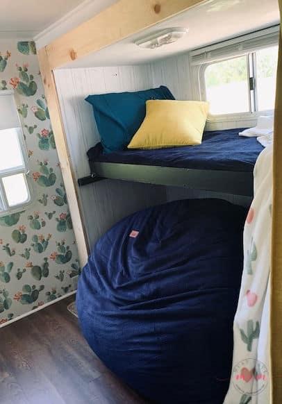 RV bunk room ideas