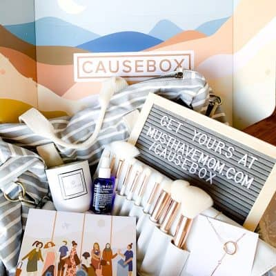 Causebox Review: What's inside Causebox Fall 2019 Box