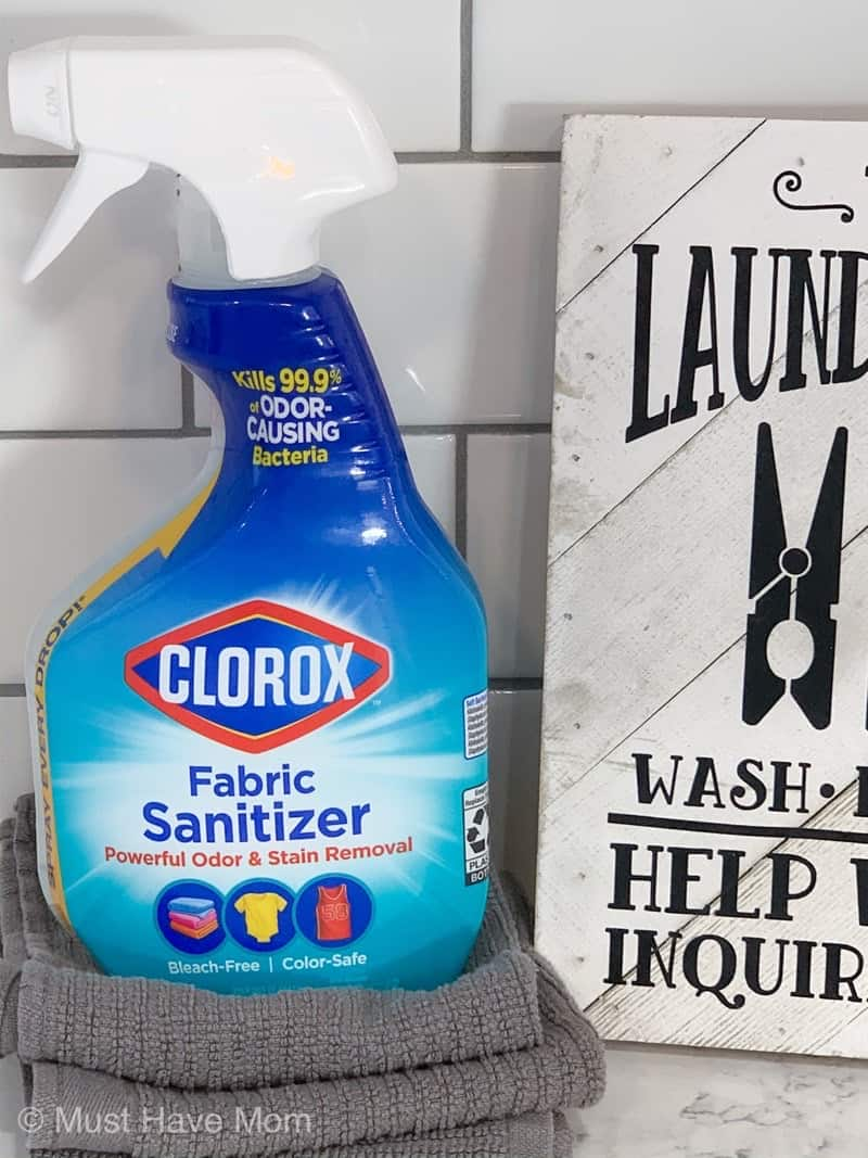 Clorox fabric sanitizer review