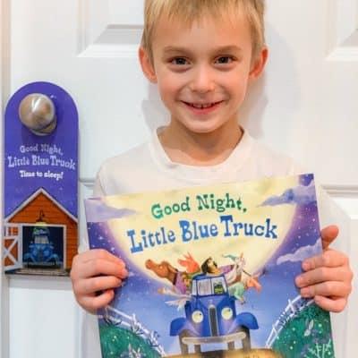 Good Night, Little Blue Truck!