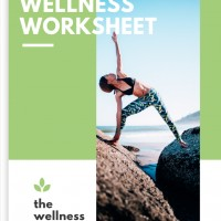 free wellness journal