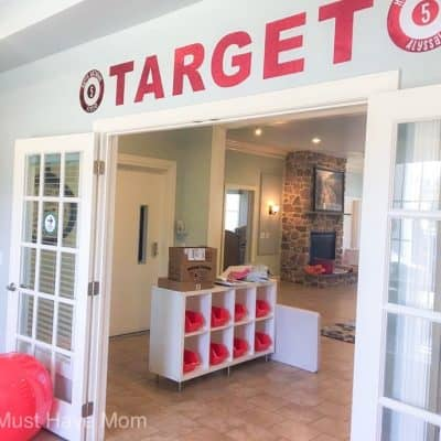 Target Birthday Party Theme!