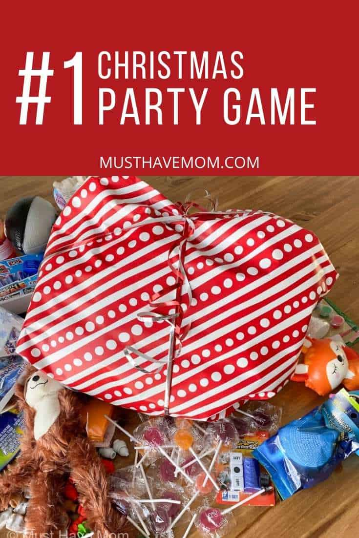 best Christmas party game idea