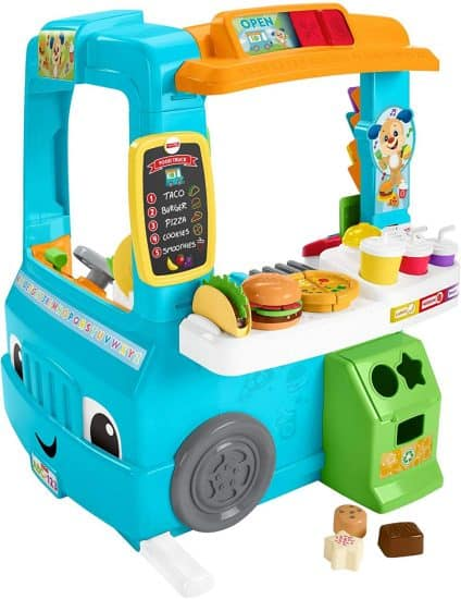 pretend play food truck