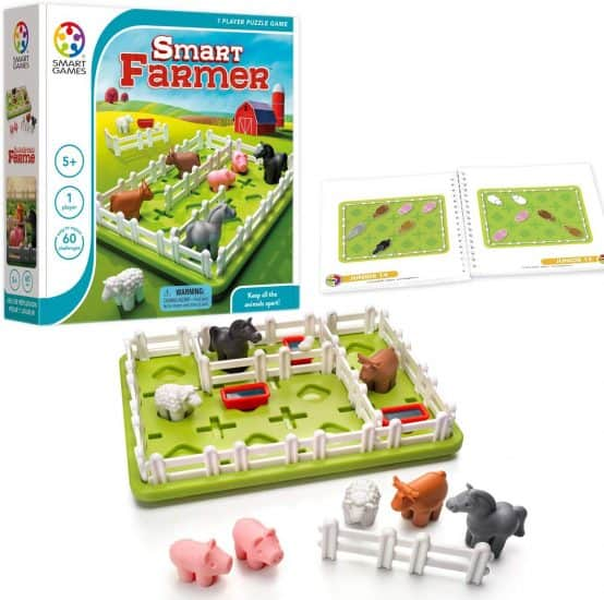 STEM toys for young children