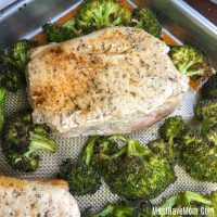 pork chops and broccoli recipe