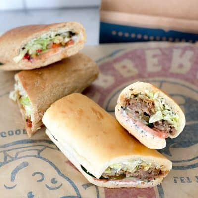 Erbert and Gerbert's Goes Bold With New Plant Based Sandwich!