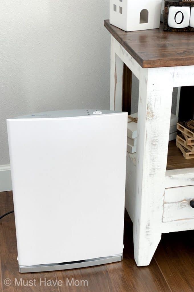 best compact air purifier
