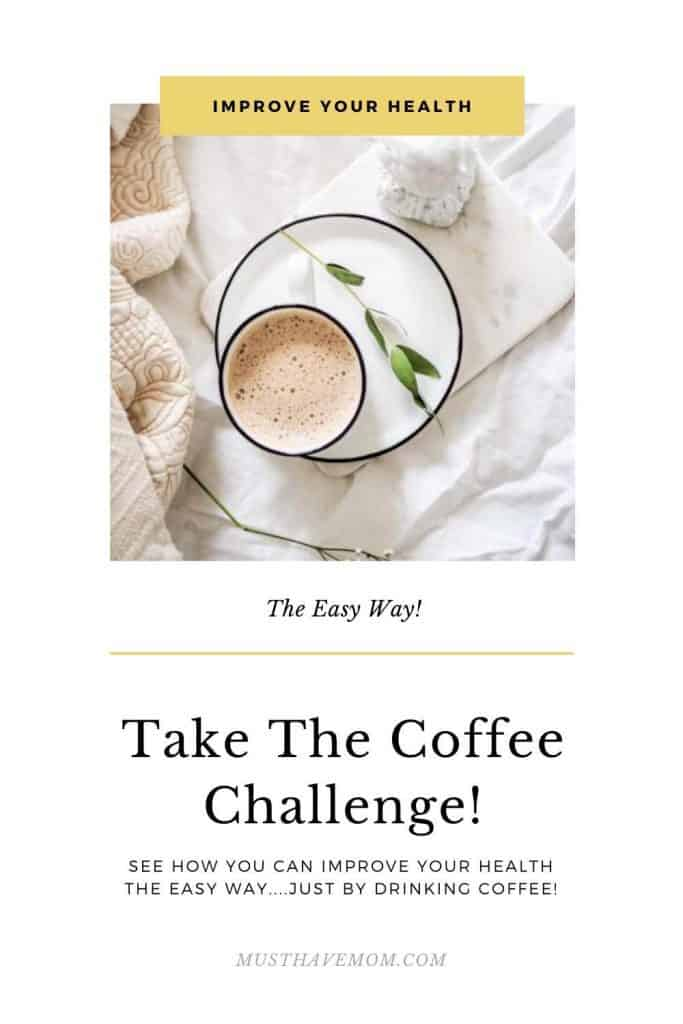 Take the coffee challenge