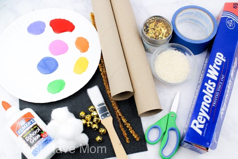 rain stick supplies