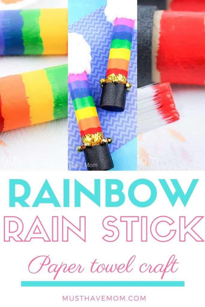 rain stick diy