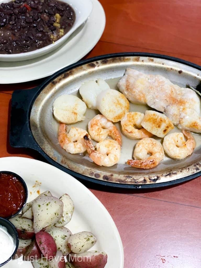 Marco Island seafood reviews